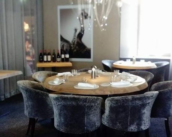 Diner au Château - Menu Théophile