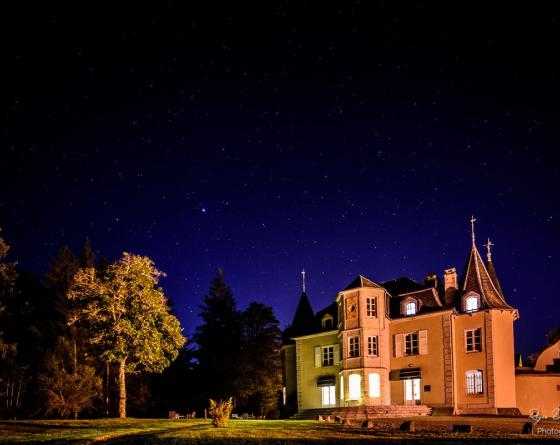 Nuit de rêve au Château